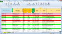 Track Subcontractor Bidding Status